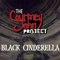 The Courtney John Project Black Cinderella Artwork