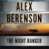 The Night Ranger by Alex Berenson, read by George Guidall album artwork