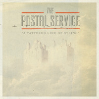 The Postal Service A Tattered Line Of String Artwork