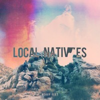 Local Natives Heavy Feet (Fryars Remix) Artwork