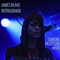 James Blake Retrograde (G Artwork