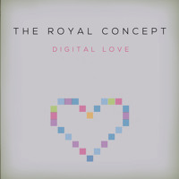 Daft Punk Digital Love (The Royal Concept Cover) Artwork