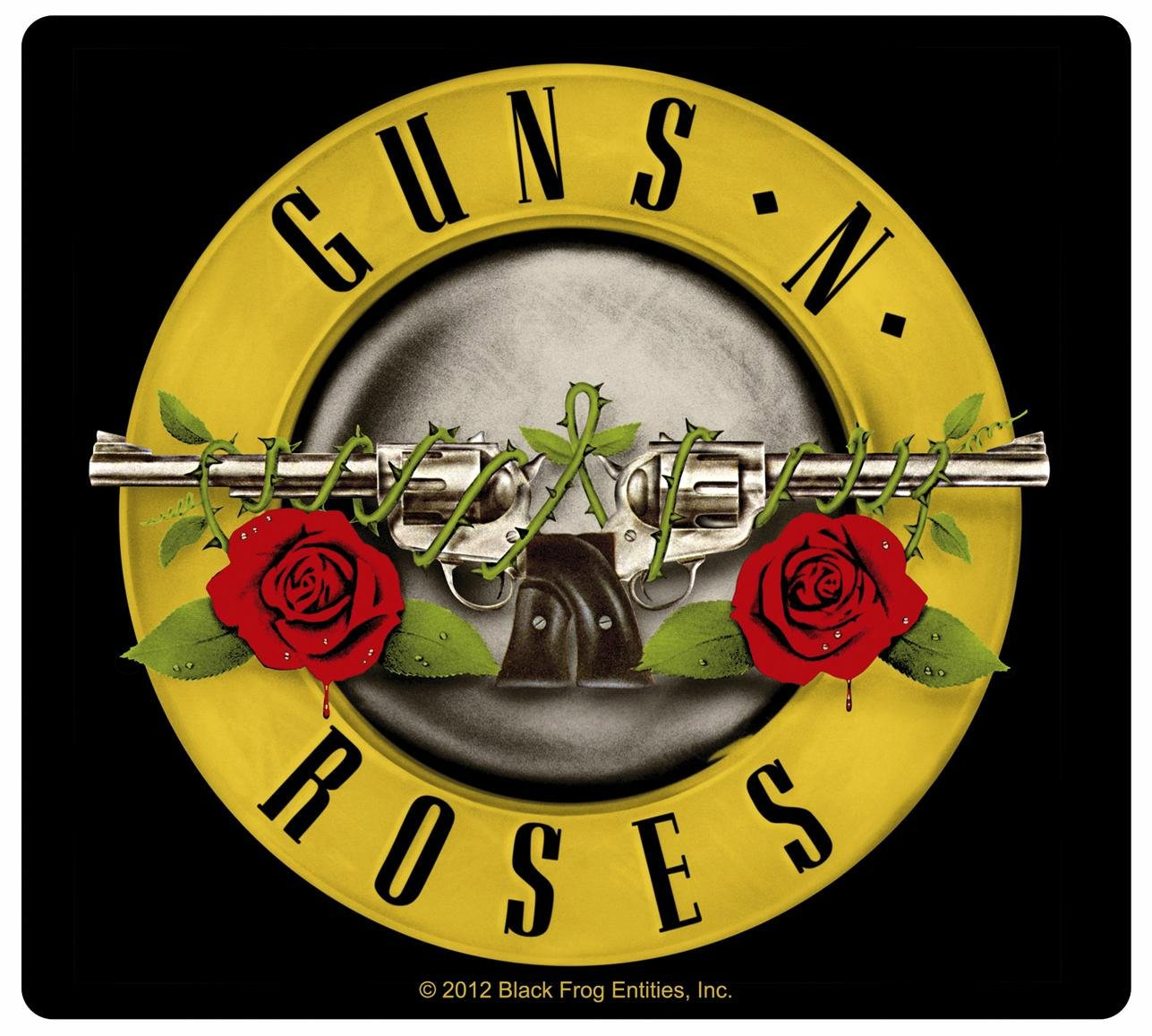 Guns N Roses Logo Don t cry  guns n  roses  byGuns N Roses Logo Black And White