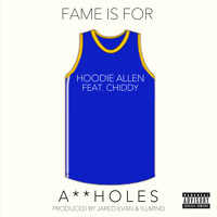 Listen to a new hiphop song Fame Is For Assholes (ft. Chiddy Bang) - Hoodie Allen