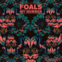 Foals My Number (Hot Chip Remix) Artwork
