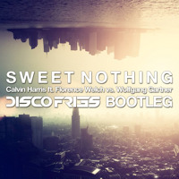 Listen to a new electro song Sweet Nothing [Disco Fries Bootleg] - Calvin Harris (ft. Florence Welch) vs. Wolfgang Gartner