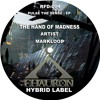 The Hand of Madness - By Markloop - Pulse the sense EP -  RFD004