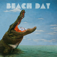 Beach Day Stay Artwork