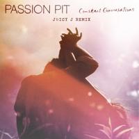 Passion Pit Constant Conversations (Ft. Juicy J) Artwork