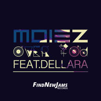 Listen to a new Electro song Over You (feat. Dellara) - Moiez