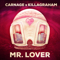 Listen to a new electro song Mr. Lover (Original Mix) - Carnage and KillaGraham