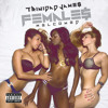 "Trinidad Jame$ ""Female$ Welcomed"" (Main Explicit Version) album artwork"