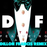 Justin Timberlake Suit & Tie (Dillon Francis Remix) Artwork