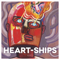Heart-Ships Pinhole of Light Artwork