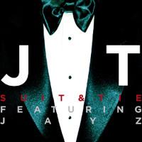 Justin Timberlake Suit Tie (Aeroplane Remix) Artwork