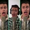 Mike Thompkins-Trouble+As Long As U Love Me Mash Up(sounds,music Were Made Only By His Voice