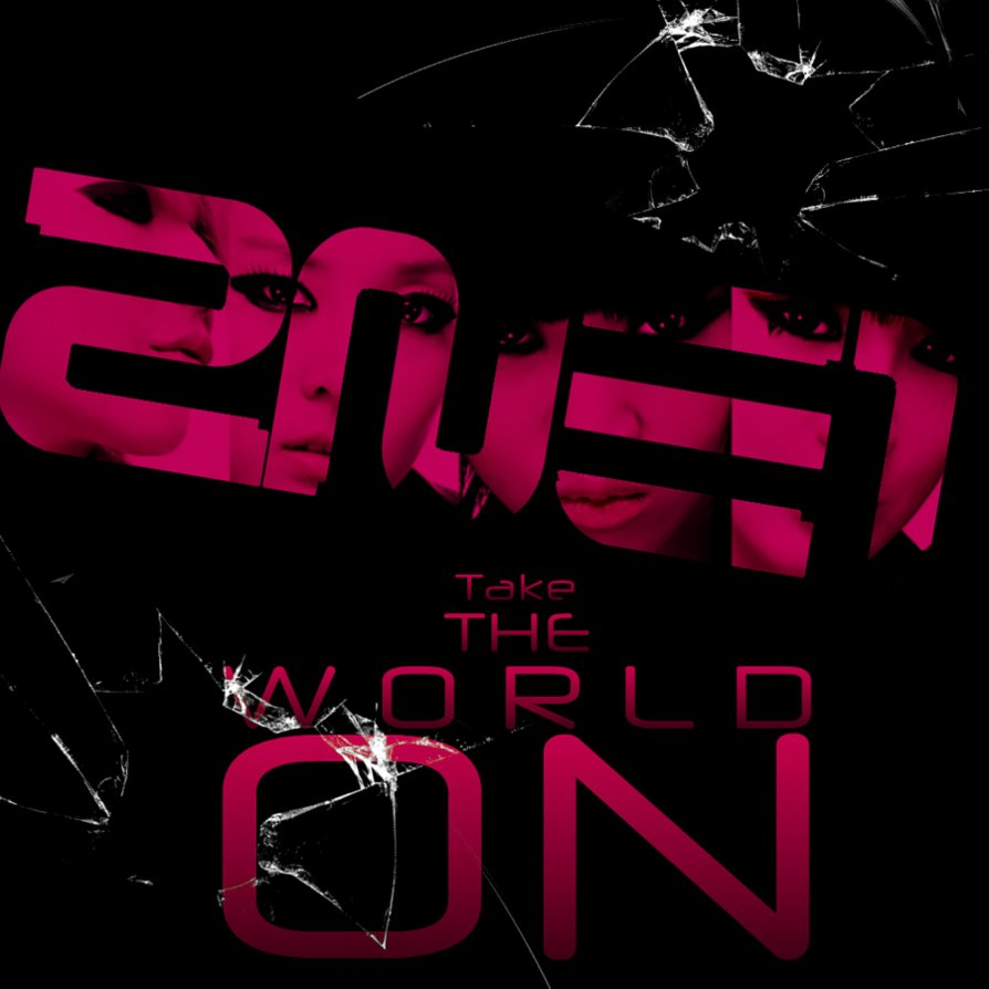 2NE1 & will.i.am � Take The World On � Intel Ultrabook Project (Seoul)