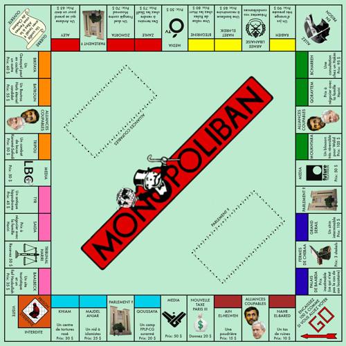Как сделать монополия своими руками