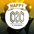 C2C Happy (Ft. Derek Martin) Artwork