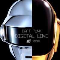Listen to a new electro song Digital Love (Panic City Remix) - Daft Punk
