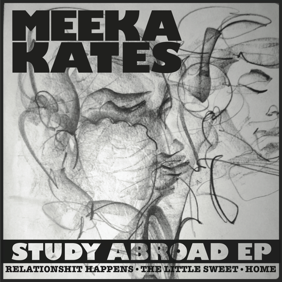 Meeka Kates EP cover