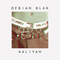 Debian Blak x Aaliyah Chemistry Artwork