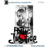 Scoop Deville Poetic Justice (Instrumental) Artwork