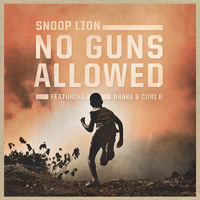 Listen to a new hiphop song No Guns Allowed (ft. Drake and Cori B.) - Snoop Lion