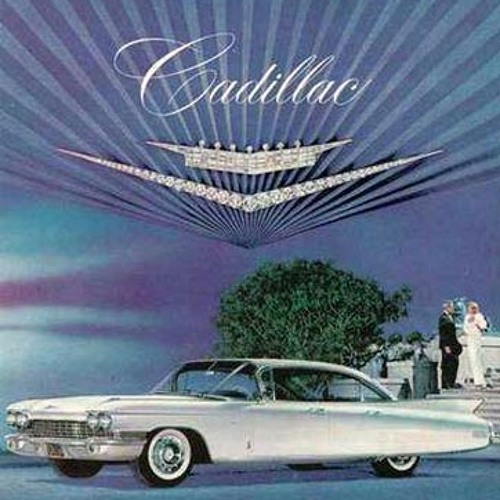 Grandpa's Cadillac (working mix) by Andrew Revkin