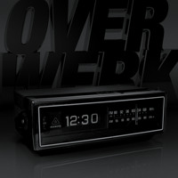 Listen to a new electro song 12:30 - OVERWERK