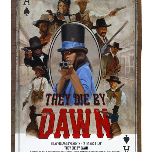 They Die By Dawn - THEY BULLITTS (ft. Yasiin Bey, Jay Electronica & Lucy Liu)