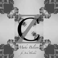 Casper Zazz Make Believe (Ft. Josh Blashki) Artwork