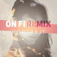 Portrait On Fire (Portrait Remix) Artwork