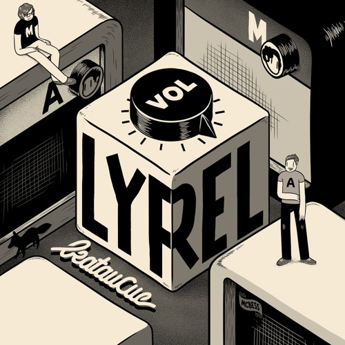 BeatauCue - Lyrel EP by BeatauCue