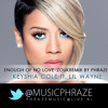 Keyshia Cole ft. Lil Wayne - Enough Of No Love (ZoukRemix by Phraze)