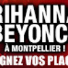 NRJ vous offre vos places pour les deux plus grandes superstars mondiales : RIHANNA et BEYONCE