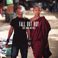 Listen to a new rock song Save Rock and Roll (feat. Elton John) - Fall Out Boy