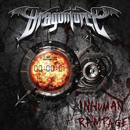 DragonForce - Through the Fire and Flames by Alfredo Guzman Navarro