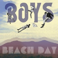 Beach Day Boys Artwork