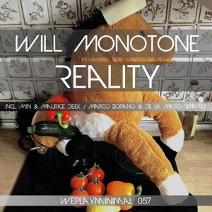 Will Monotone - Reality (M.in & Maurice Deek Remix) [Weplayminimal] FREE DOWNLOAD