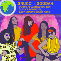 Zuzuka Poderosa GOODAH Artwork