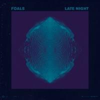 Foals Late Night (Koreless Remix) Artwork