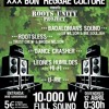 Dance Crasher Sound round feat. U Rie, Sr. Wilson & Irie Souljah @ Bdn Reggae Culture - R.U.P. Ting