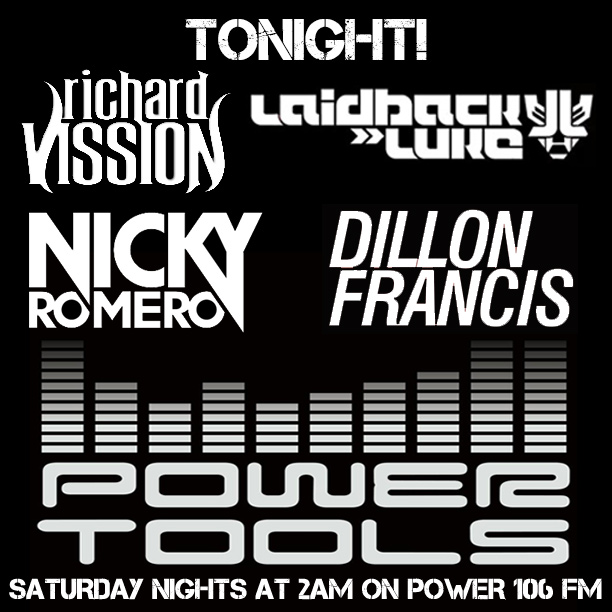 2013.04.20 - NICKY ROMERO - POWERTOOLS MIXSHOW @ POWER 106 FM (LOS ANGELES) Artworks-000046096596-hbcbxy-original