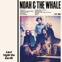 Noah And The Whale Waiting For My Chance To Come (Bibio Remix) Artwork