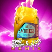 Listen to a new electronic song Sacrilege (Tommie Sunshine  - Yeah Yeah Yeahs