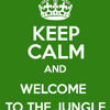WELCOME TO THE JUNGLE BITCH