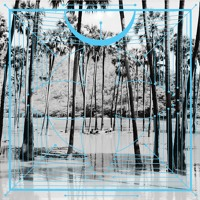 Four Tet Pyramid (Atoms for Peace Remix) Artwork