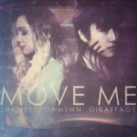Jhameel x DWNTWN x Giraffage Move Me Artwork