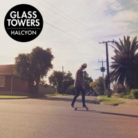 Glass Towers Halcyon Artwork